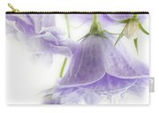 Campanula Bells Carry-all Pouch