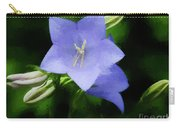 Campanula In Macro 2  Carry-all Pouch