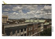 Campbell Avenue Rooftops Roanoke Virginia Carry-all Pouch