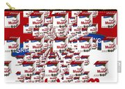 Campbells Mushroom Soup Squared Carry-all Pouch