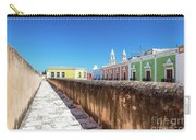 Campeche Wall And City View Carry-all Pouch