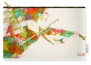 Can You Hear Me Now Carry-all Pouch by Nikki Smith