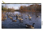 Canada Geese Branta Canadensis Carry-all Pouch