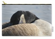 Canada Goose Head Carry-all Pouch