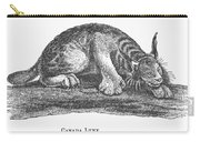 Canada Lynx, 1873 Carry-all Pouch