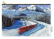 Canadian At Morant's Curve Carry-all Pouch