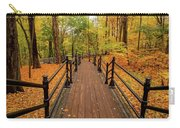 Canadian Autumnal Walkway Carry-all Pouch