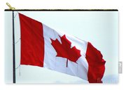 Canadian Flag Carry-all Pouch
