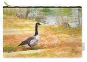 Canadian Geese 6 Carry-all Pouch