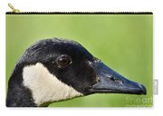 Canadian Goose Portrait Carry-all Pouch