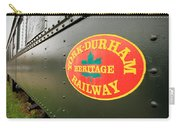 Canadian Heritage Train Carry-all Pouch