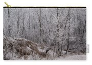 Canadian Ice Fog  Carry-all Pouch