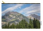 Canadian Rockies Near Kicking Horse Pass Carry-all Pouch