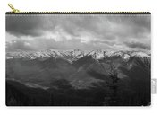 Canadian Rockies Panorama Carry-all Pouch