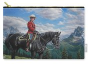 Canadian Majesty Carry-all Pouch