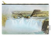 Canadian Water Fall Carry-all Pouch