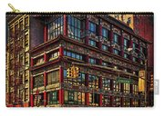 Canal And Center Streets New York City Carry-all Pouch