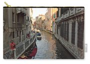 Canal And Gondola Carry-all Pouch