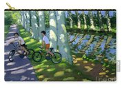 Canal Du Midi France Carry-all Pouch