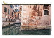 Canal In Venice, Italy Carry-all Pouch