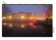 Canal Lock Weerdsluis In Utrecht In The Evening 9 Carry-all Pouch