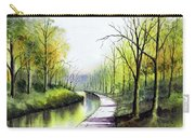 Canal Sowerby Bridge Carry-all Pouch