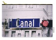 Canal Street In The Big Easy Carry-all Pouch