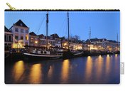 Canal Thorbeckegracht In Zwolle In The Evening Carry-all Pouch