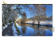 Canalside Winter Wonderland Carry-all Pouch