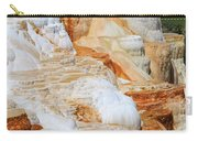 Canary Spring Mammoth Hot Springs Upper Terraces Carry-all Pouch