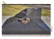 Canberra Veterans Statue Carry-all Pouch
