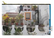 Cancun City Scenes Carry-all Pouch