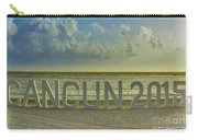 Cancun In 2015 Carry-all Pouch