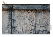 Cancun Mexico - Chichen Itza - Mosaic Wall Carry-all Pouch