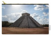 Cancun Mexico - Chichen Itza - Temple Of Kukulcan-el Castillo Pyramid 1 Carry-all Pouch