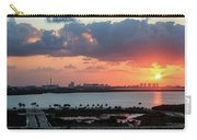 Cancun Mexico - Sunrise Over Cancun Carry-all Pouch
