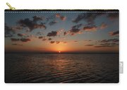 Cancun Mexico - Sunset Over Cancun Carry-all Pouch