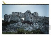 Cancun Mexico - Tulum Ruins - Palace Carry-all Pouch