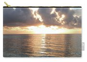 Cancun Sunrise Carry-all Pouch