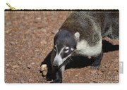 Candid Of A Coati Carry-all Pouch