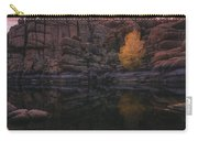Candle Lit Lake Carry-all Pouch