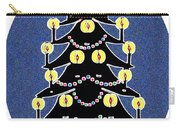 Candlelit Christmas Tree Carry-all Pouch