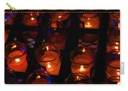 Candles For Mother Maria Carry-all Pouch