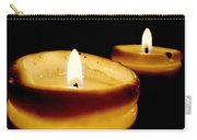 Candles In The Dark Carry-all Pouch