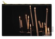 Candles Carry-all Pouch