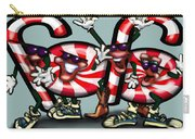 Candy Cane Gang Carry-all Pouch