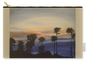 Candy-floss Sunset Carry-all Pouch