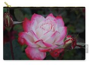 Candy Care Cocktail Floribunda Rose Carry-all Pouch