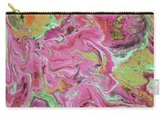Candy Coated- Abstract Art By Linda Woods Carry-all Pouch
