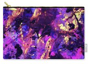 Candy Colours Abstract Carry-all Pouch